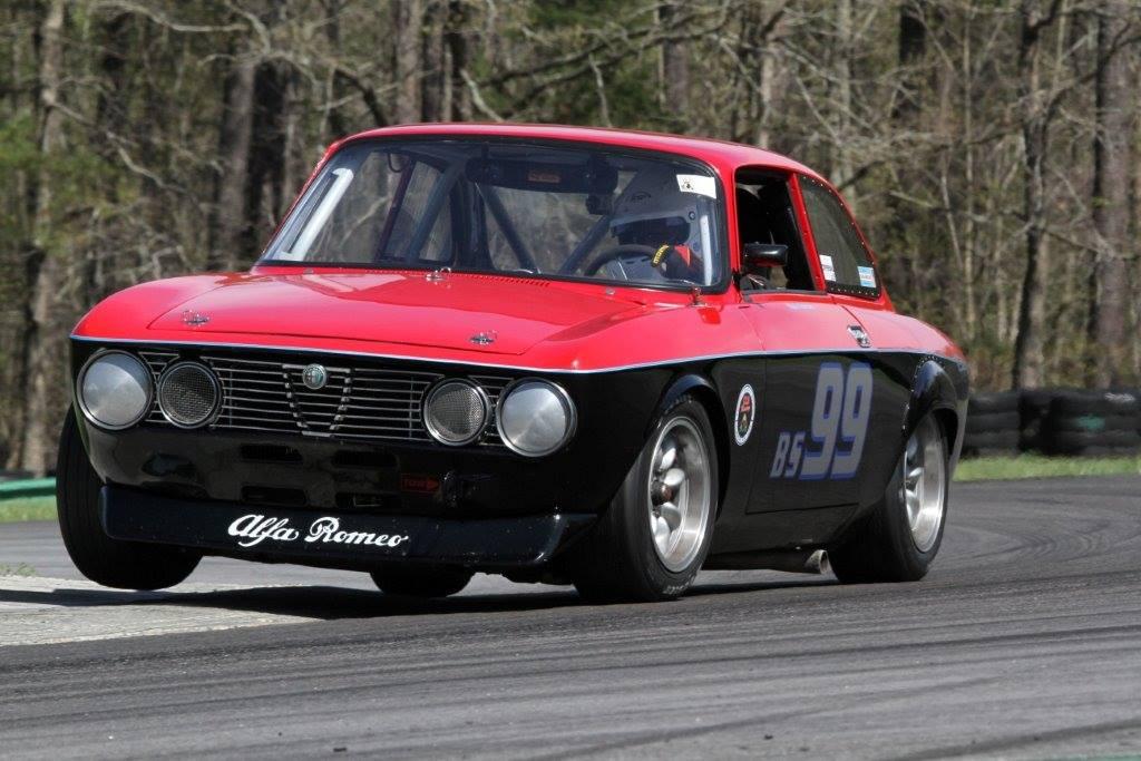 1972 Alfa GTV